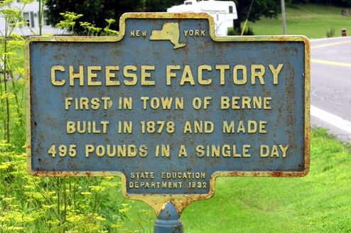 Don't go to the cheese factory